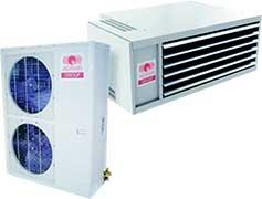 Газовые воздухонагреватели с функцией охлаждения